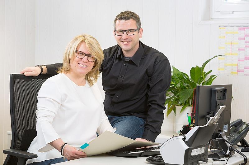 Nicole und Axel Groh